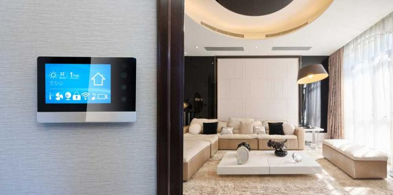 Automação residencial comando de voz