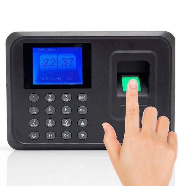 Empresa de aluguel de relógio de ponto eletrônico