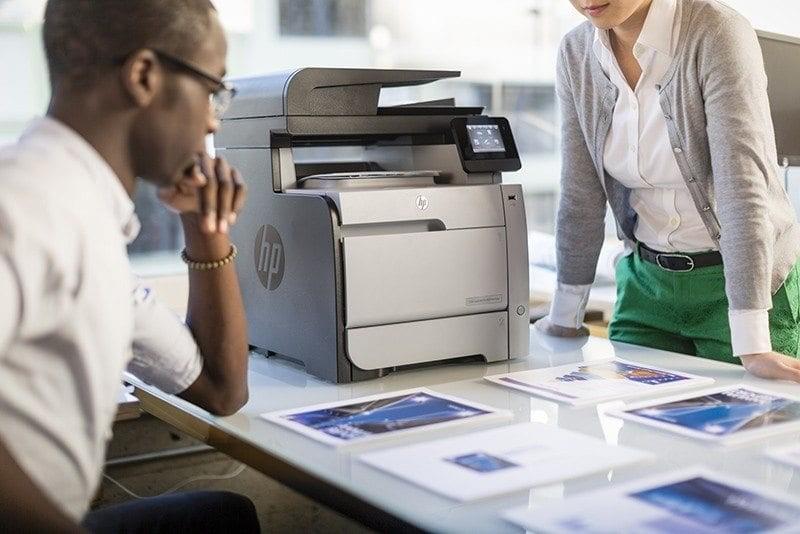 Outsourcing de impressão abc
