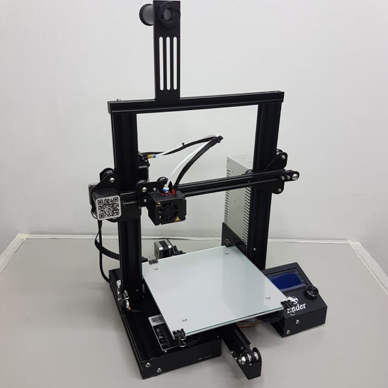 Serviço de impressão 3d