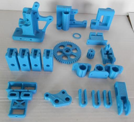 Serviço de impressão 3d preço