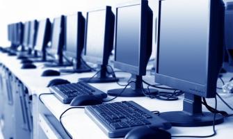 Empresa de locação de computadores