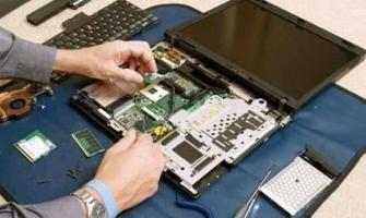 Conserto e manutenção de notebooks